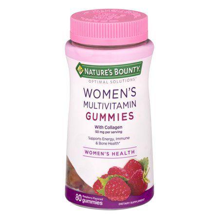 Optimal Solutions Women's Multivitamin Gummies