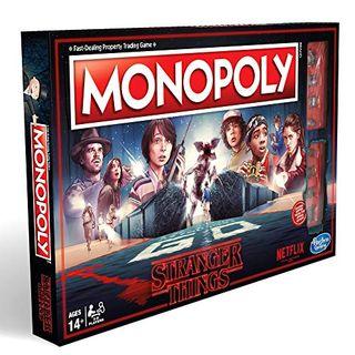 Hasbro Gaming Monopoly Stranger Things Edition