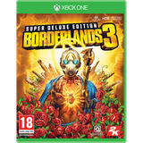 Borderlands 3 Super Deluxe Edition - with GAME Exclusive Psycho Bandit mask