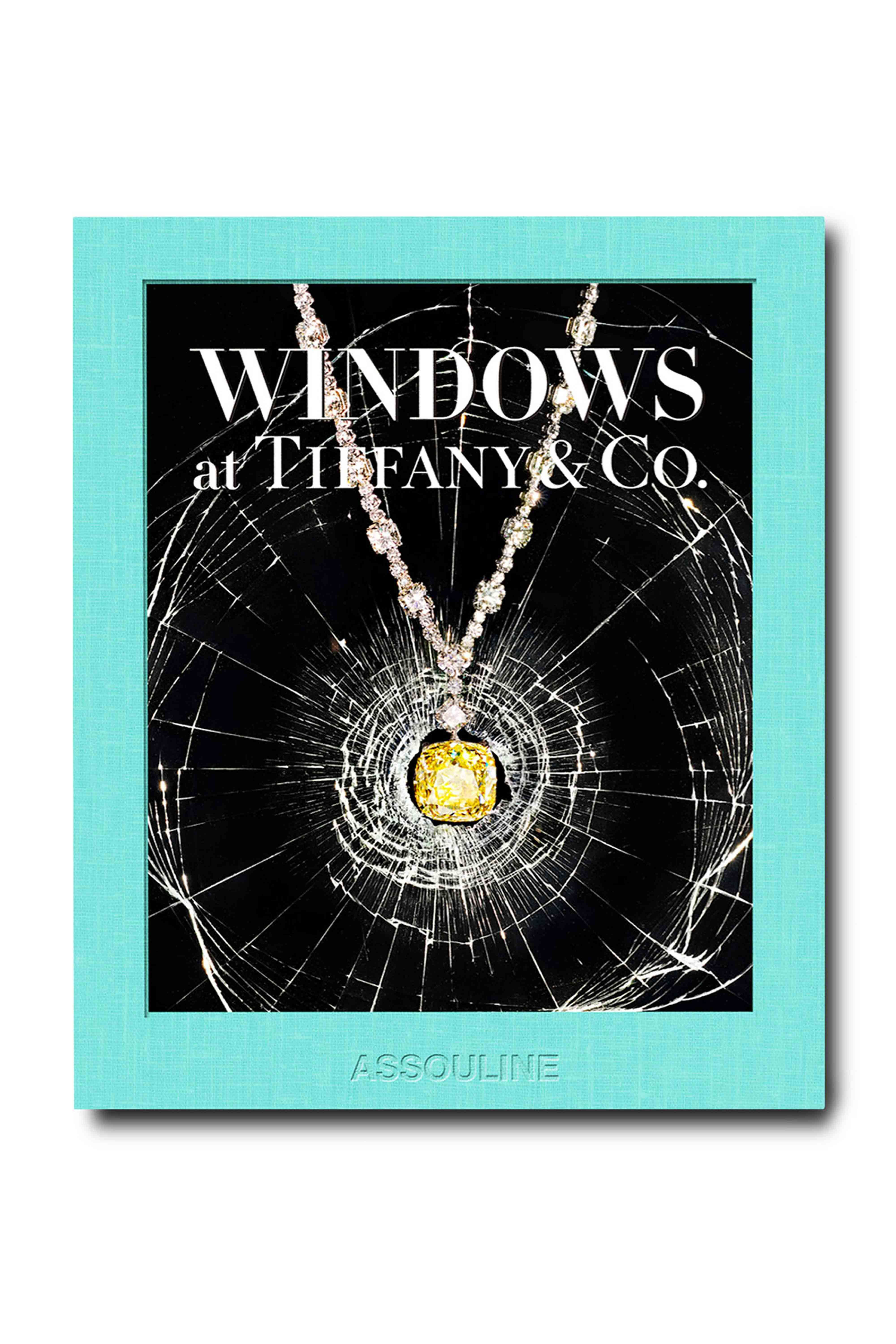 Inspirational Coffee Table Books.Windows At Tiffany Co