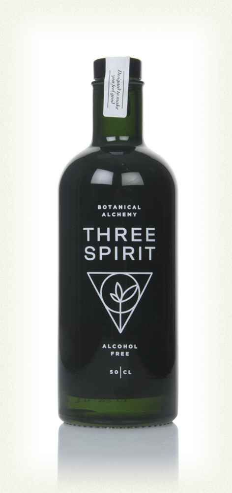 Three Spirit non alcoholic spirit