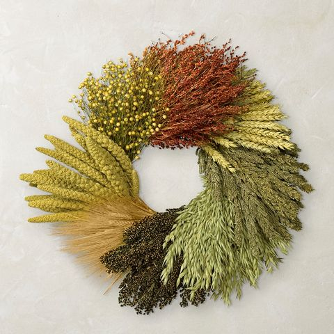 Non Christmas Winter Wreaths.30 Best Diy Fall Wreaths Prettiest Autumn Door Wreaths For