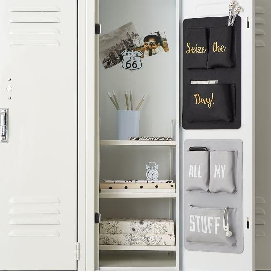 3-Tier Locker Shelf