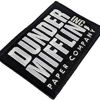 Dunder Mifflin Patch
