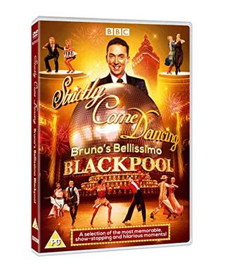 Strictly Come Dancing - Bruno's Bellissimo Blackpool [DVD] [2018]