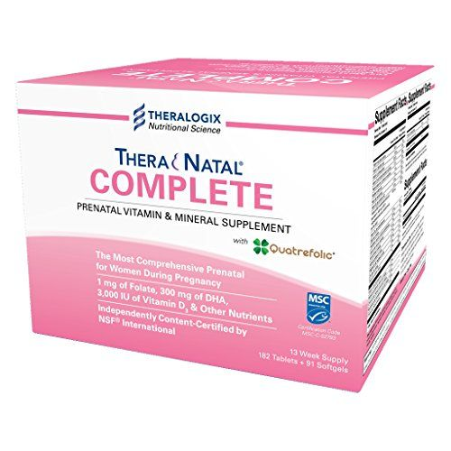 Prenatal vitamins with dha weight gain