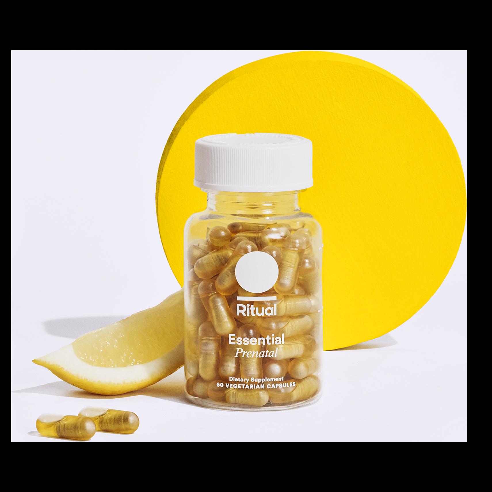 Top Prenatal Vitamins >> Essential Prenatal