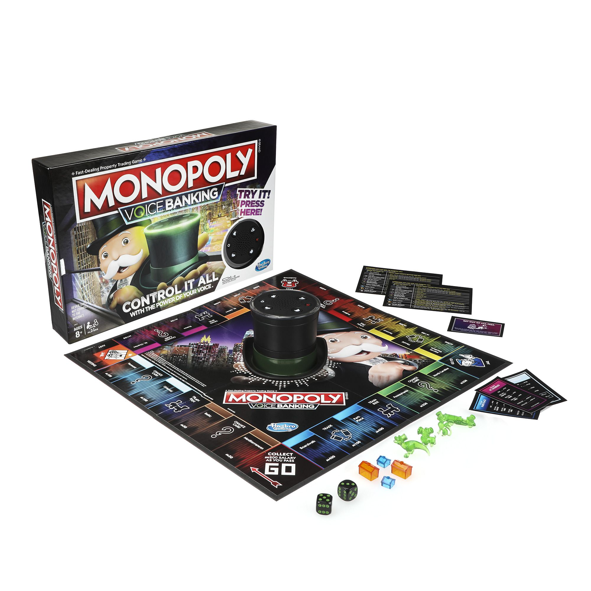 Best New Board Games 2020 In the New Monopoly, an AI Prevents You from Cheating