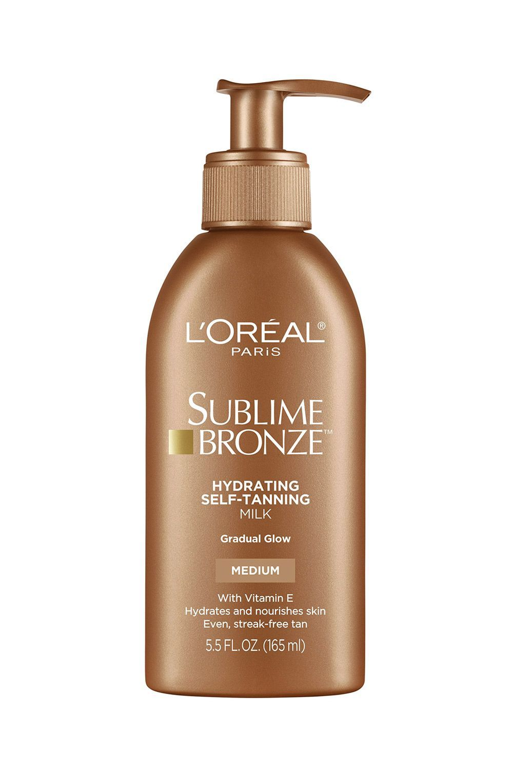 1ade99de7c2 Sublime Bronze Hydrating Self-Tanning Milk