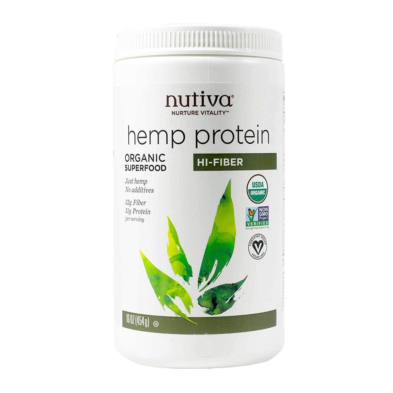 Hemp Protein Powder (1 Pound)