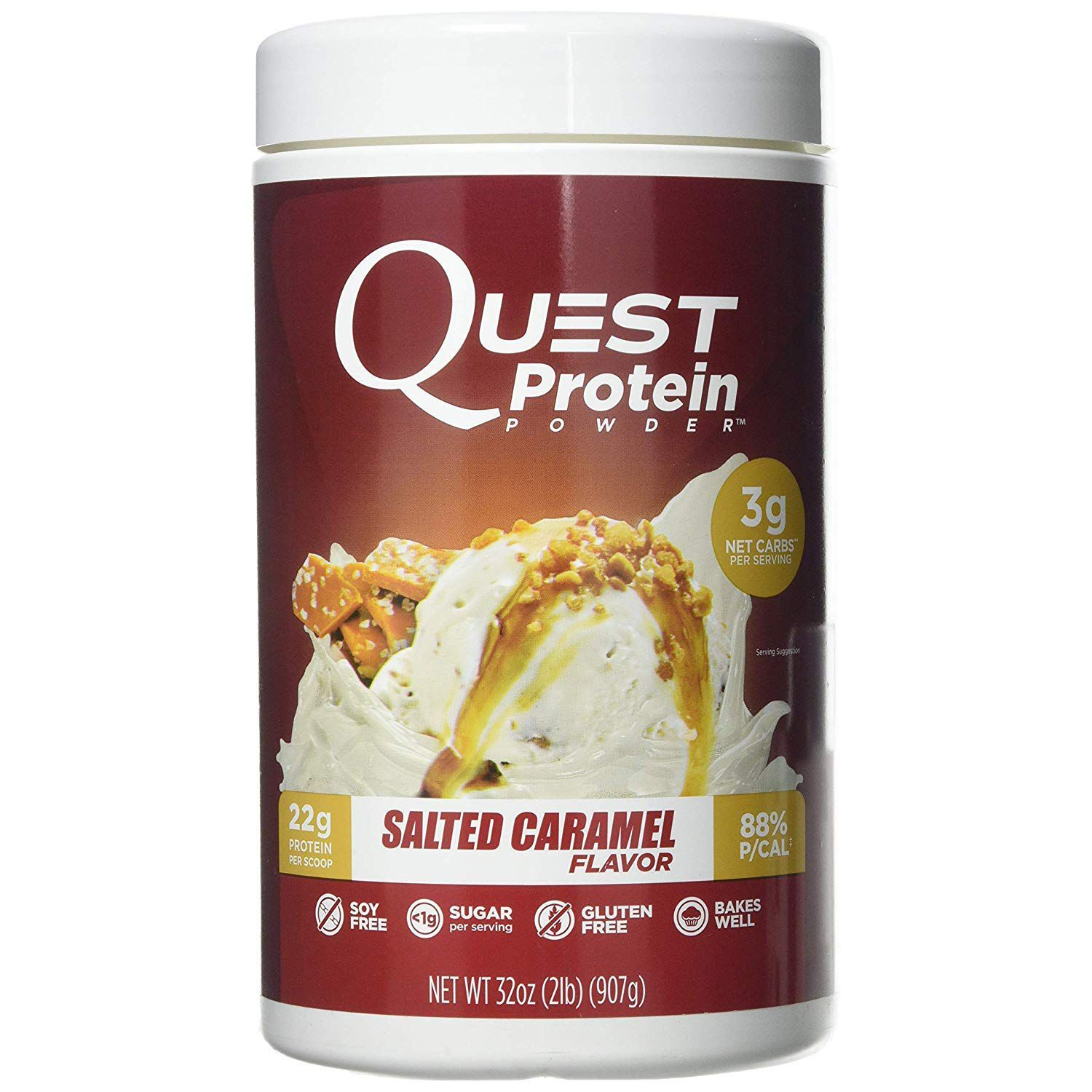 Salted Caramel Protein Powder (2 Pounds)