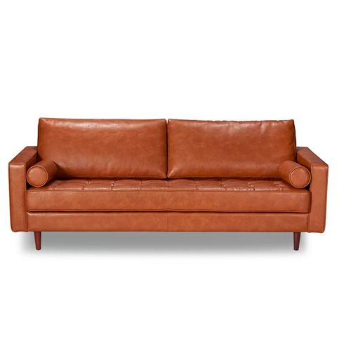 10 Best Leather Sofas to Buy in 2019 - Luxe Brown & Black ...