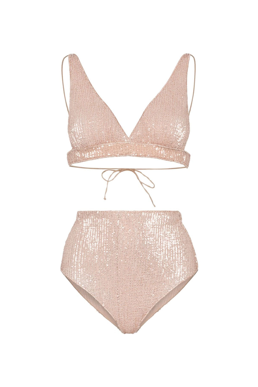 fd49a8465 Marylin Sequin Bikini