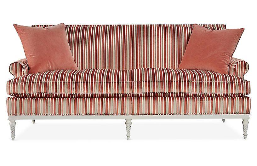 Sey Sofa Velvet