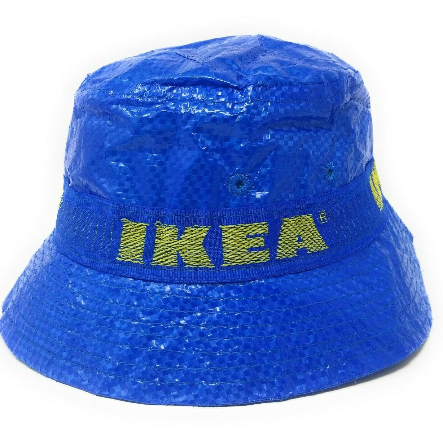 Ikea Shopping Bag Bucket Hats Are Now Sold In Stores
