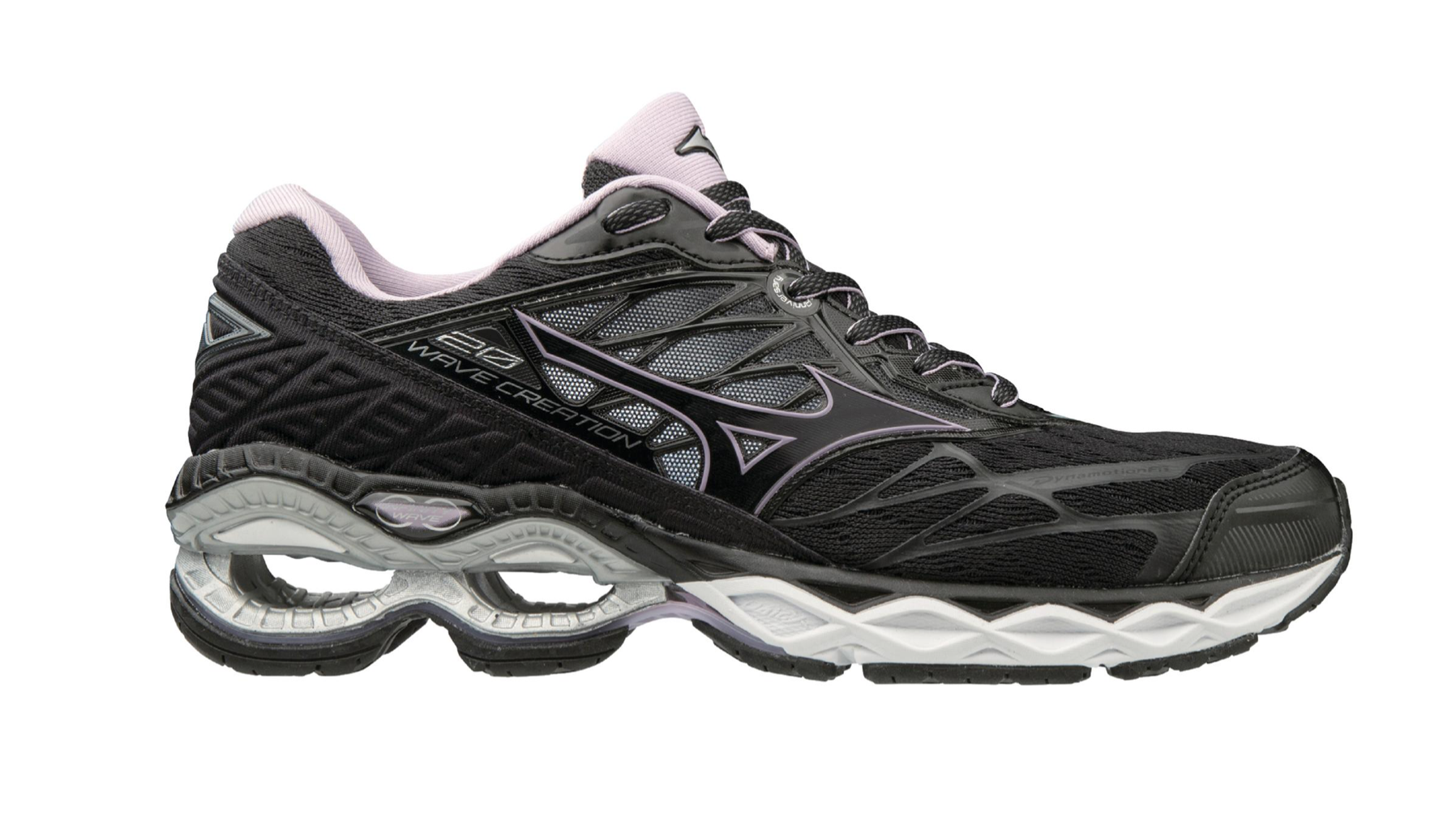 mizuno wave spike high