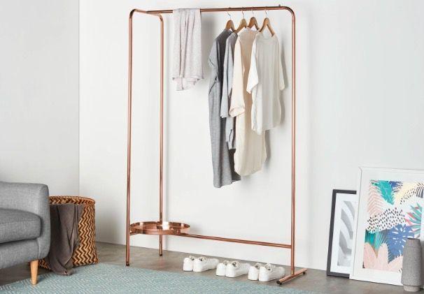 Clothes Rack 13 Clothes Rails For Bedroom Hallway Storage