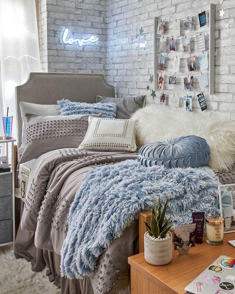 10 Best Dorm Room Headboard Ideas College Dorm Headboards
