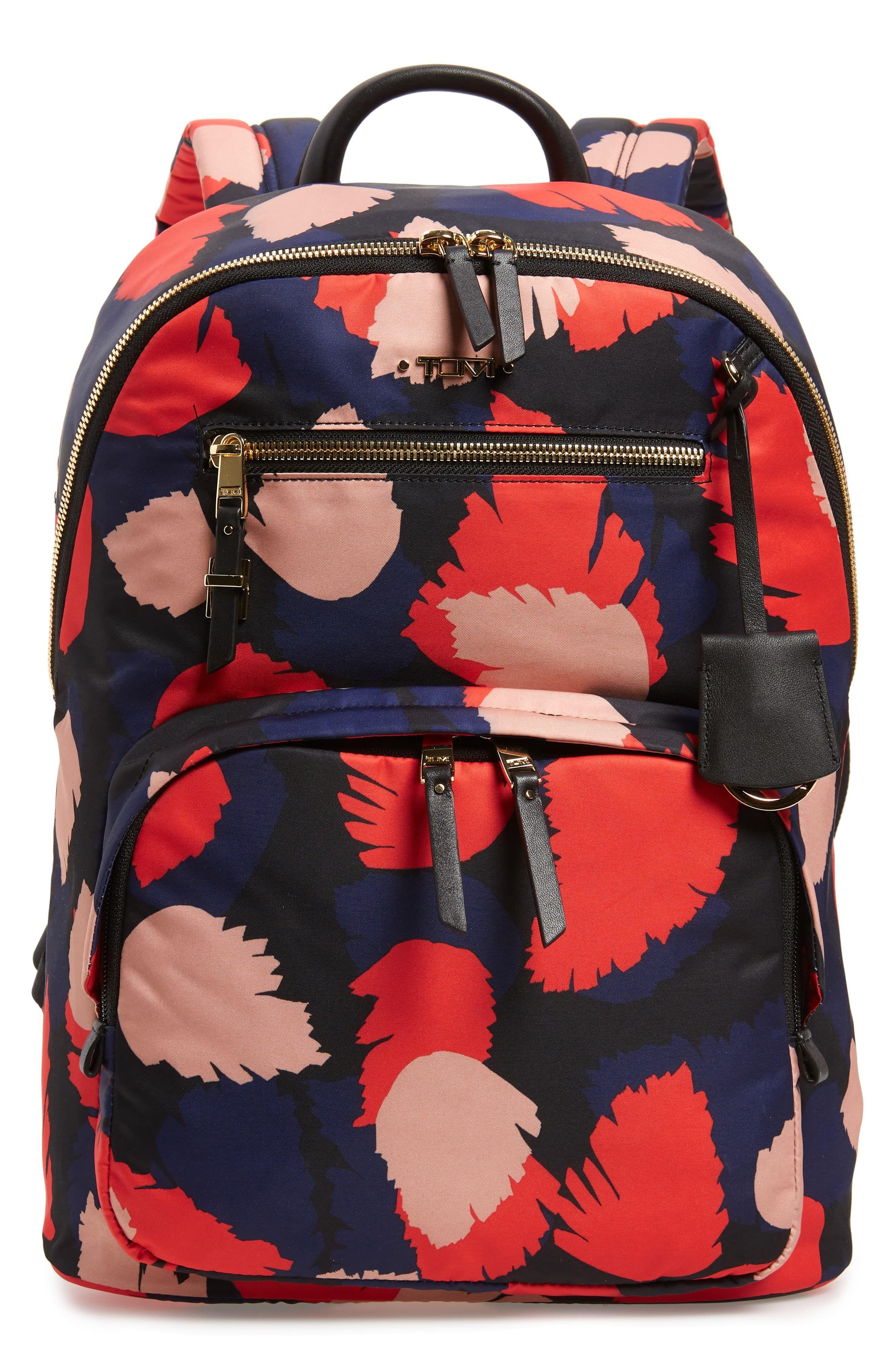 4917838e7fb8 Voyageur Hagen Print Nylon Backpack