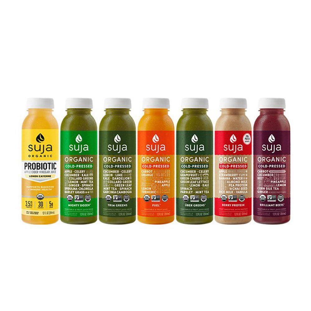 Suja 3-Day Original Fresh Start Juice Cleanse