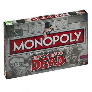 The Walking Dead Monopoly (Survival Edition)