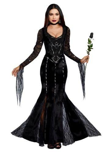 Halloween Costumes Scary Women.Mortuary Mama