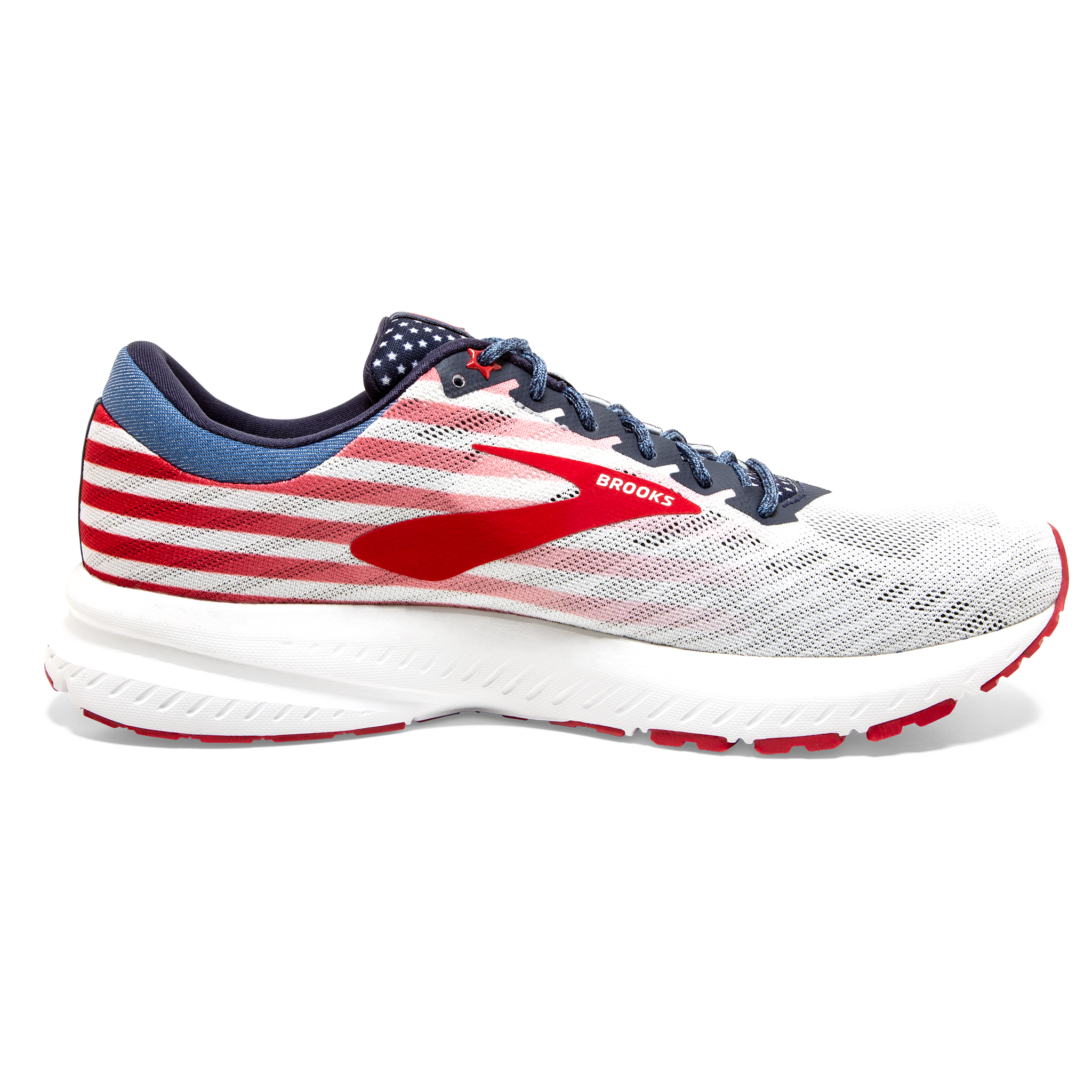 American Flag Running Gear | 4th of