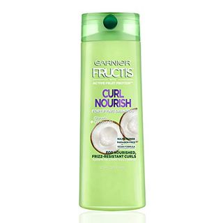 Curl Nourish Shampoo Infused with Coconut Oil and Glycerin