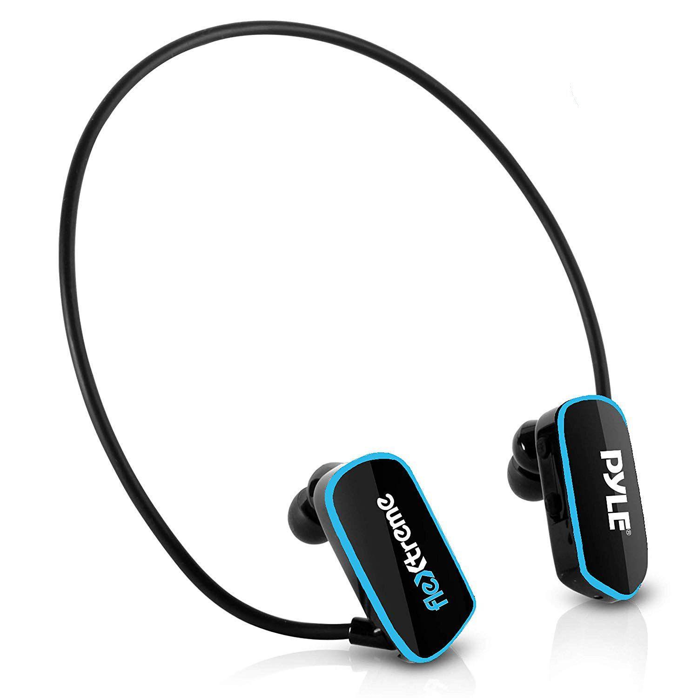 b077739aede 8 Best Waterproof Headphones for Swimming in 2019 - Water Resistant  Headphones & Earbuds