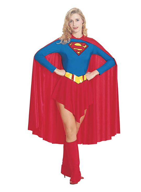 Teenage Halloween Costume Ideas For Girls.Supergirl Costume