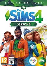 The Sims 4 Seasons (PC Download Code)