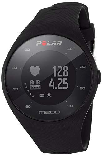 Running watch with GPS and heart rate