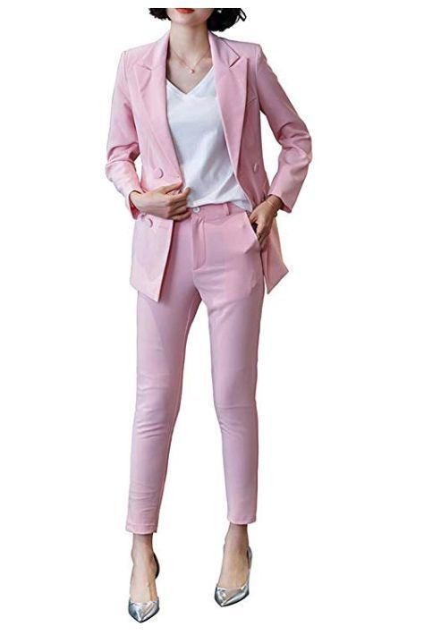 Get the Look: Pastel Suit