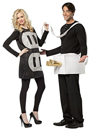 Best Costumes 2020.Plug And Socket Couples Costume
