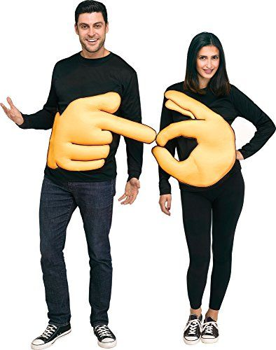 Halloween Duo Costumes 2019.Pointer Set Couples Costume