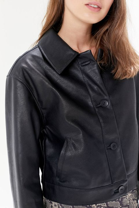 c7ffa3a1f 20 Best Leather Jackets for Women 2019 - Affordable Leather Jackets