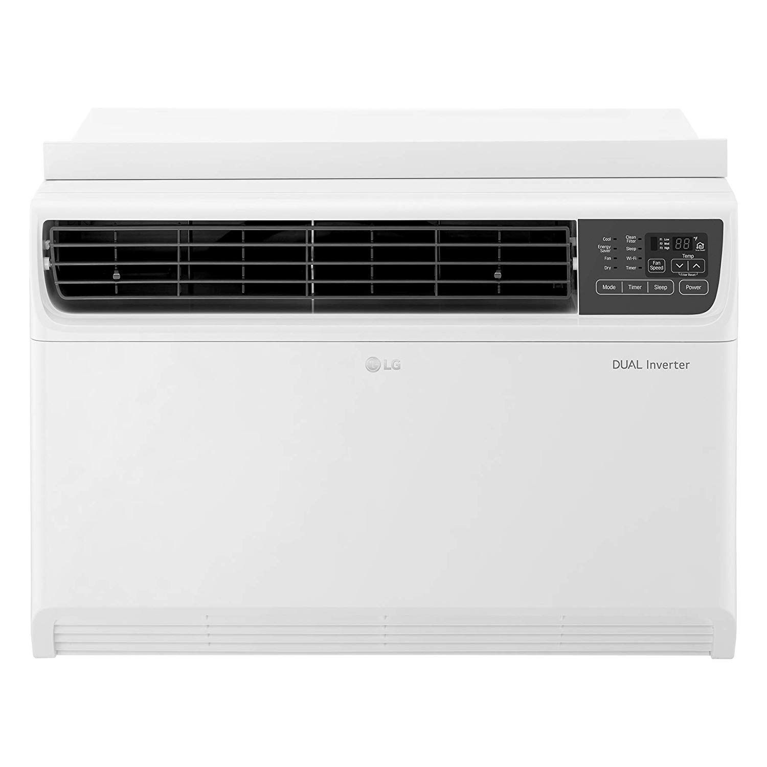 LG LW1517IVSM Dual Inverter Smart Window Air Conditioner