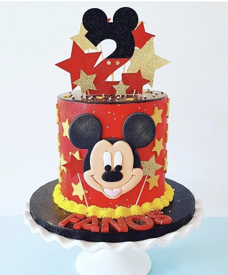 Sensational 20 Mickey Mouse Birthday Party Ideas How To Throw A Mickey Mouse Funny Birthday Cards Online Hendilapandamsfinfo