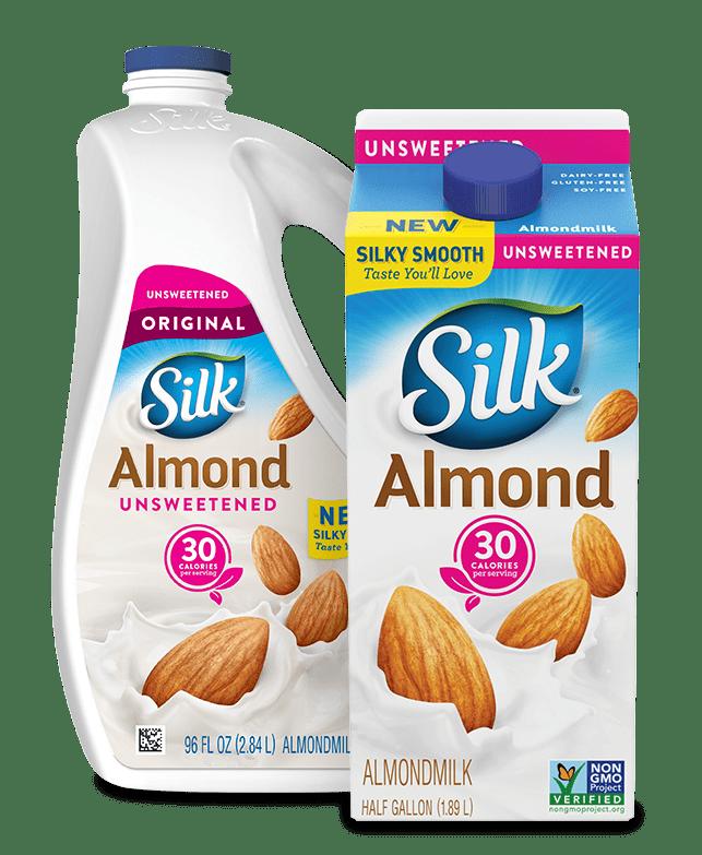 Almond Milk Nutrition