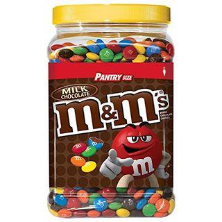 Jar of M&M's