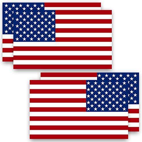 Sticker ** 5 Sizes ** Indiana Flag Vinyl Decal