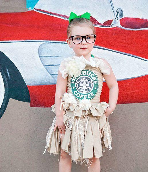 Halloween Ideas For Kids.Frappucino
