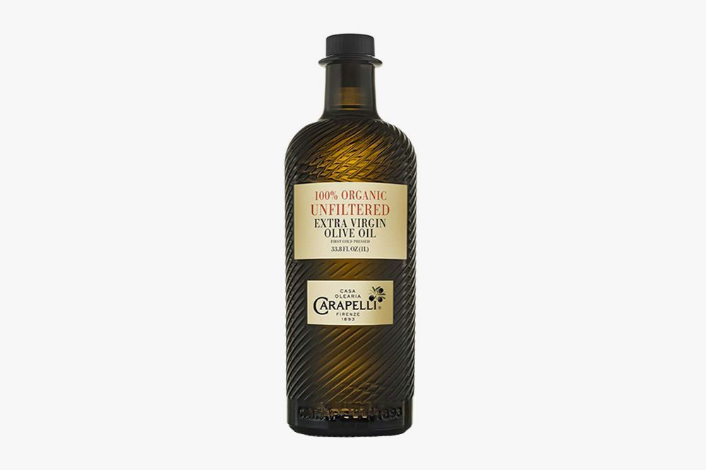 f96825bbd453 Carapelli Unfiltered Organic Extra Virgin Olive Oil