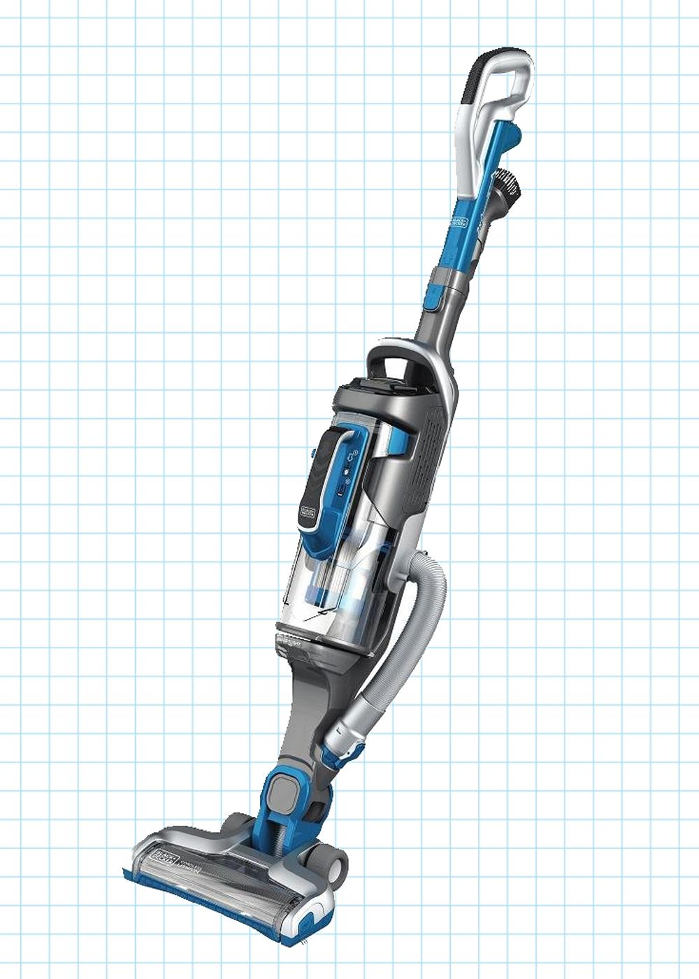Black + Decker Powerseries Pro 2-in-1 Cordless Vacuum