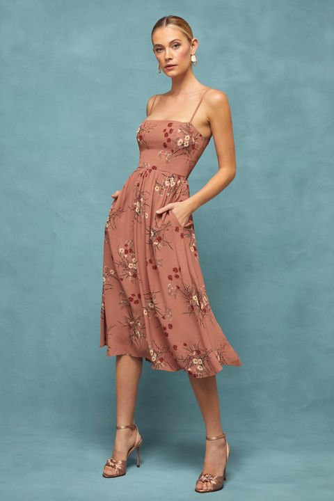 25 Fall Wedding Guest Dresses What To Wear To A Fall Wedding