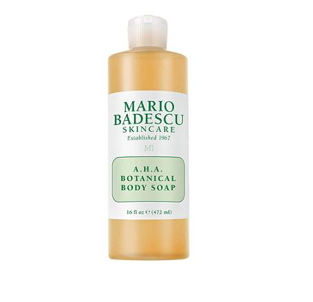 Mario Badescu A H A Botanical Body Soap