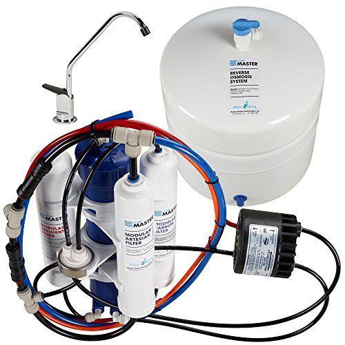 Artesian Undersink Reverse Osmosis Water Filter System