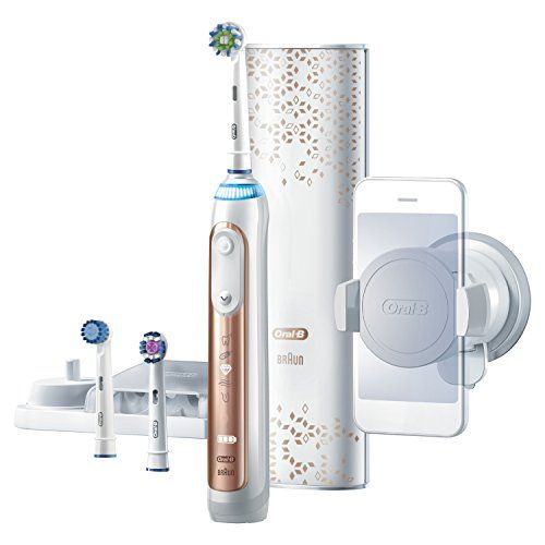 Genius Pro 8000 Electronic Power Rechargeable Battery Electric Toothbrush