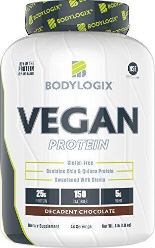 Bodylogix Vegan Plant Based Protein Powder