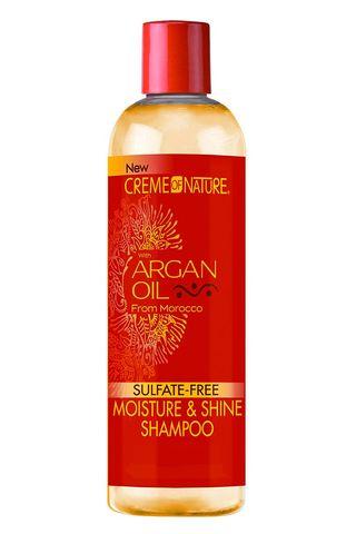 Creme of Nature Шампунь для увлажнения и сияния с аргановым маслом